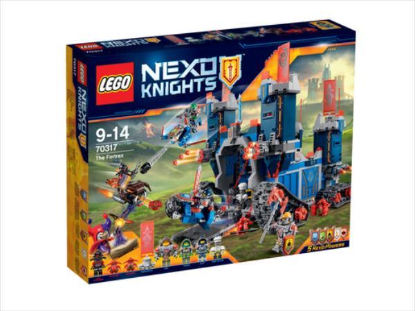 LEGO The Fortrex 70317 LEGO konstruktors