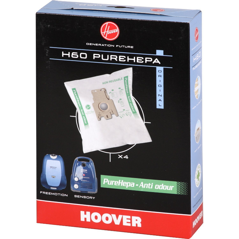 Hoover H 60 PUREHEPA aksesuārs putekļsūcējam