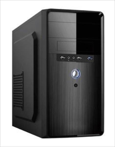 GTT CASE MINITOWER MATX W/O PSU/ELEGANT E240 2USB2 Datora korpuss