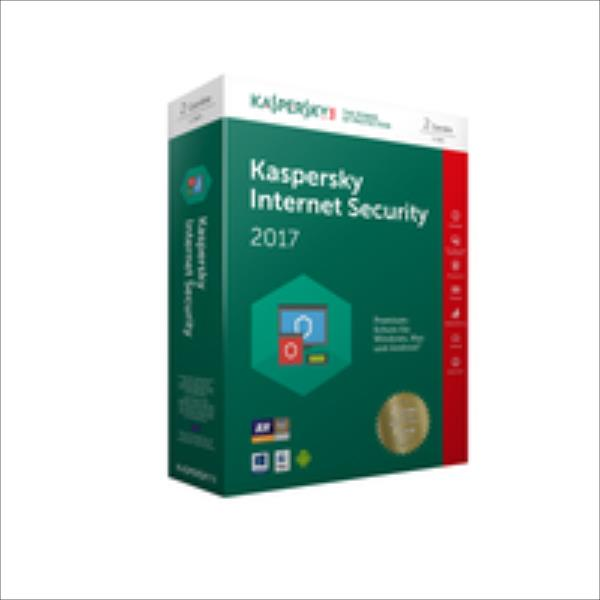 Kaspersky Internet Security 2017 2 Gerate Limited Edition