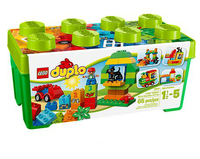 LEGO DUPLO 10572 All-in-One-Box-of-Fun LEGO konstruktors