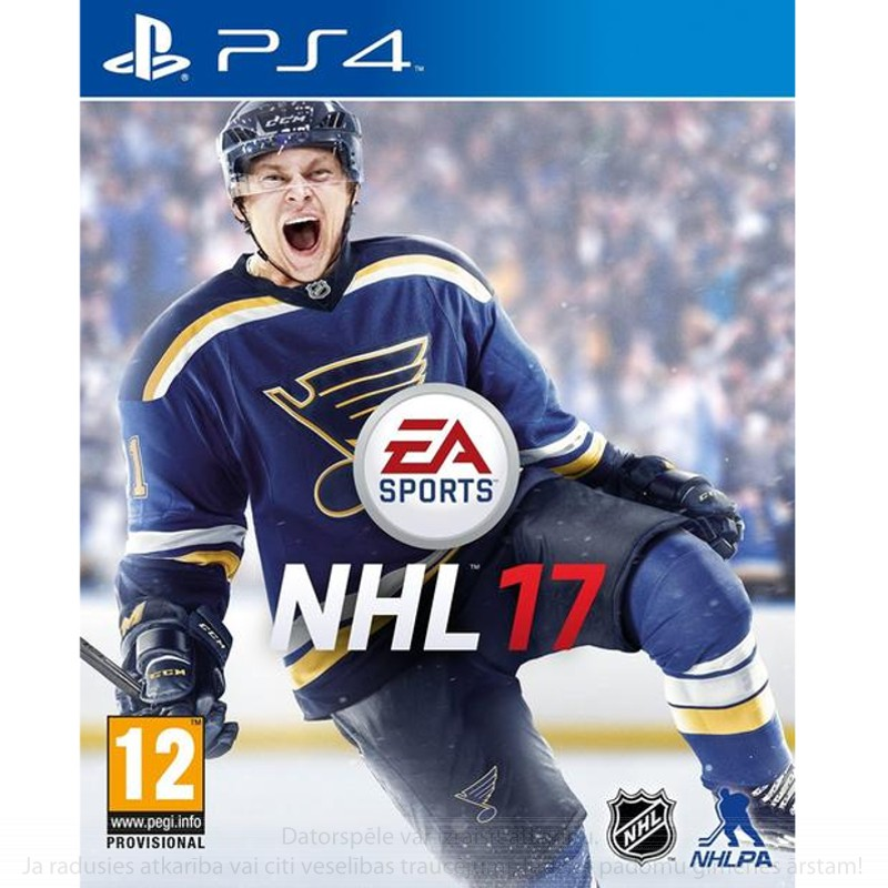 SONY PS4 NHL 17