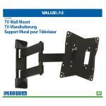 ValueLine VLM-MFM30 Universāls LCD/LED/Plasma TV Stiprinājums 26-42