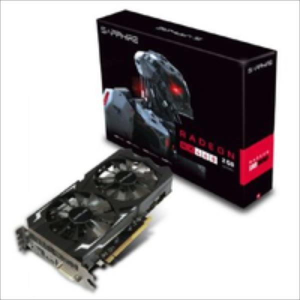 Sapphire Radeon RX 460 OC, 2GB GDDR5 (128 Bit) HDMI, DVI, DP, LITE video karte