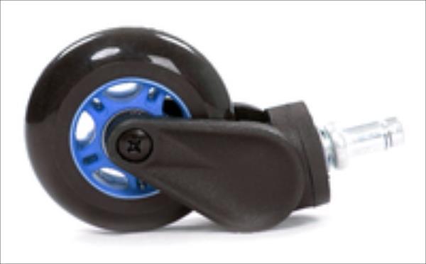 AKRACING Rollerblade Rollen 5 pc - blue datorkrēsls, spēļukrēsls