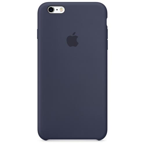 APPLE iPhone 6s Silicone Case Midnight B maciņš, apvalks mobilajam telefonam