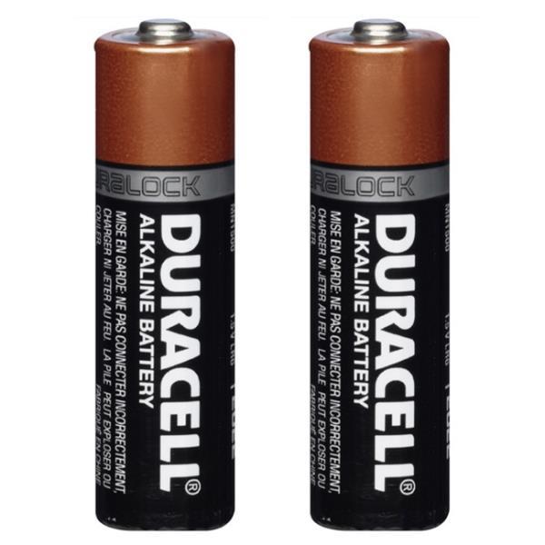 Duracell AA LR6 1.5V Alkaline Ilgstošas darbības baterejas MN1500 (2gab.) Baterija