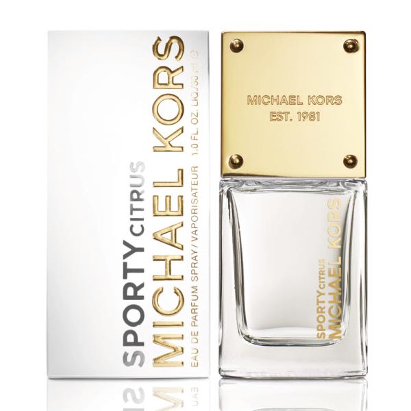 Michael Kors Sporty Citrus 30ml Smaržas sievietēm