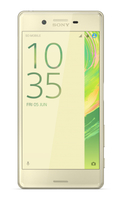 Sony Xperia X F5121 32GB Lime Gold Mobilais Telefons