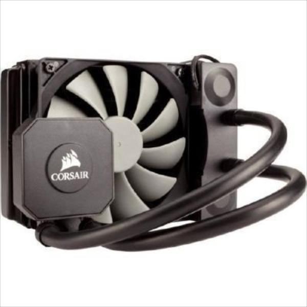 Corsair Hyrdo Series H45 Performance Liquid CPU Cooler ūdens dzesēšanas sistēmas piederumi
