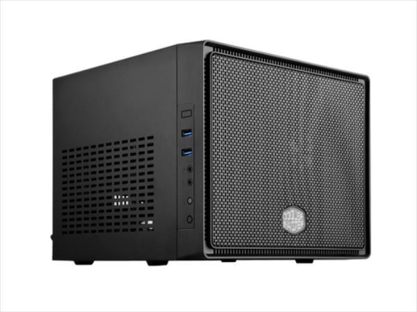 Cooler Master Elite 110 Mini ITX USB3, Water Cooling Support Datora korpuss