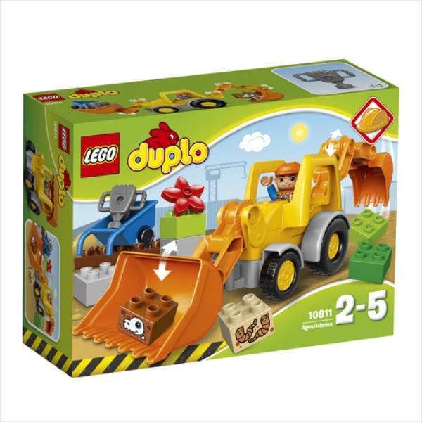 LEGO Backhoe Loader V29  10811 LEGO konstruktors