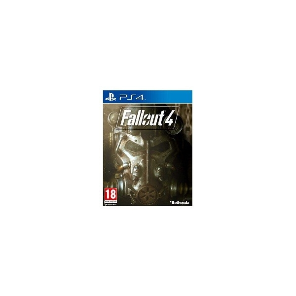 FALLOUT 4 PS4 SONY