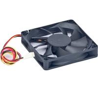 Gembird Cooler fan, 60x60x25 mm, sleeve bearing, medium speed, 3 pin ventilators