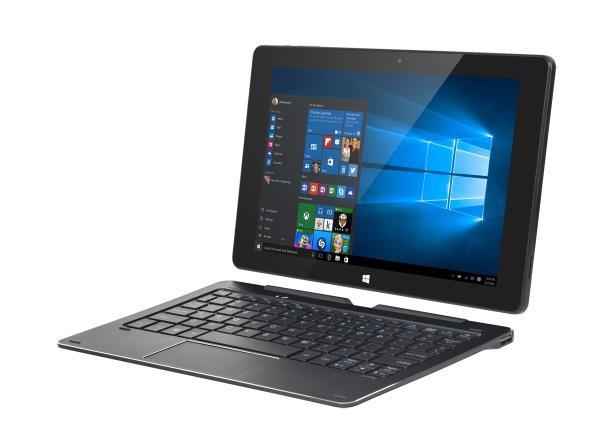 Kruger&Matz Tablet 2in1 10,1'' EDGE 1084 - Windows 10 Planšetdators