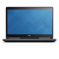 NB Dell Precision M7710 17,3 W7P+W10 Portatīvais dators