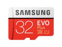 SAMSUNG microSD EVO Plus 32GB Class10 atmiņas karte