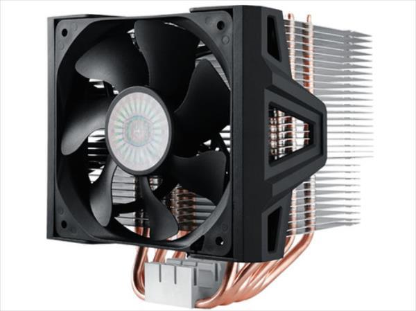 Coolermaster Hyper 612   ver. 2 ,skt. 1155 dzesētājs, ventilators
