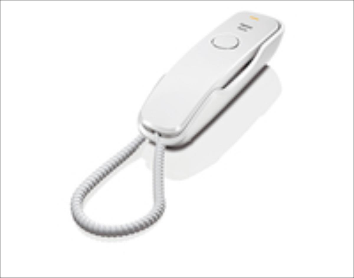 Gigaset DA210 White telefons