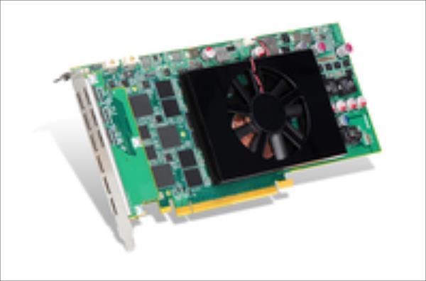 Matrox C900, 4GB GDDR5, PCIe 3.0 x16, 9x miniHDMI video karte