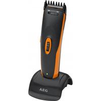 AEG HSM/R 5597 NE black/orange matu, bārdas Trimmeris