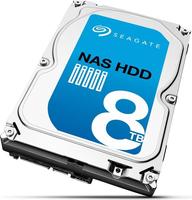 Dysk serwerowy Seagate 8TB 256MB SATA-III NAS HDD +Rescue (ST8000VN0012)