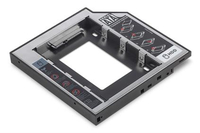 Digitus SSD/HDD Installation Frame SATA to SATA III, 12,7mm piederumi cietajiem diskiem HDD