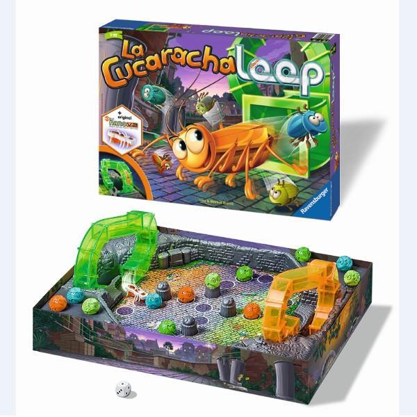 Gra La Cucaracha Loop galda spēle