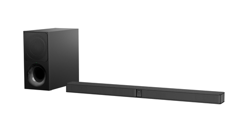 Sony HT-CT290 Mountable, Black, 2.1ch Soundbar mājas kinozāle