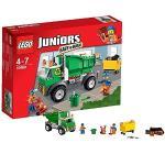 LEGO Juniors Garbage Truck 10680 LEGO konstruktors