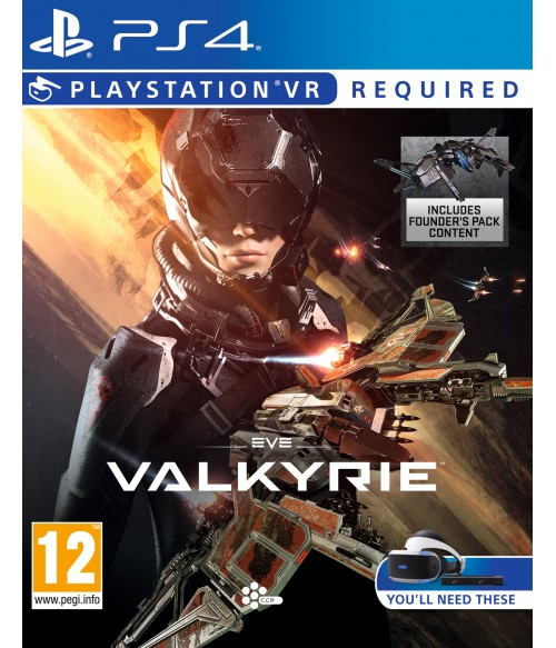 Eve Valkyrie VR (PS4)