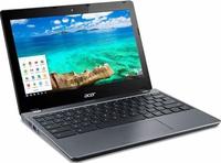Acer CB C740-C3DY 11,6 3205U/2GB/32GB/HD/Chrome OS Portatīvais dators