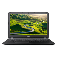"Acer Aspire ES ES1-533 Black, 15.6 "", Full HD, 1920 x 1080 pixels, Matt, Intel Pentium, N4200, 4 GB, DDR3, SSD 128 GB, Intel HD, DV Portatīvais dators"
