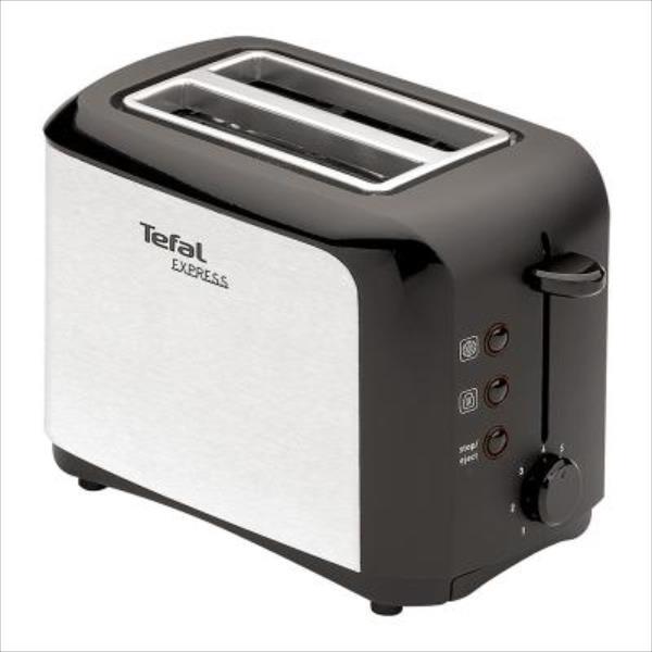 Tefal TT3561 | black-silver Tosteris