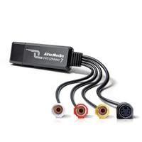 AVerMedia Video Grabber DVD EZMaker 7, USB 2.0 uztvērējs