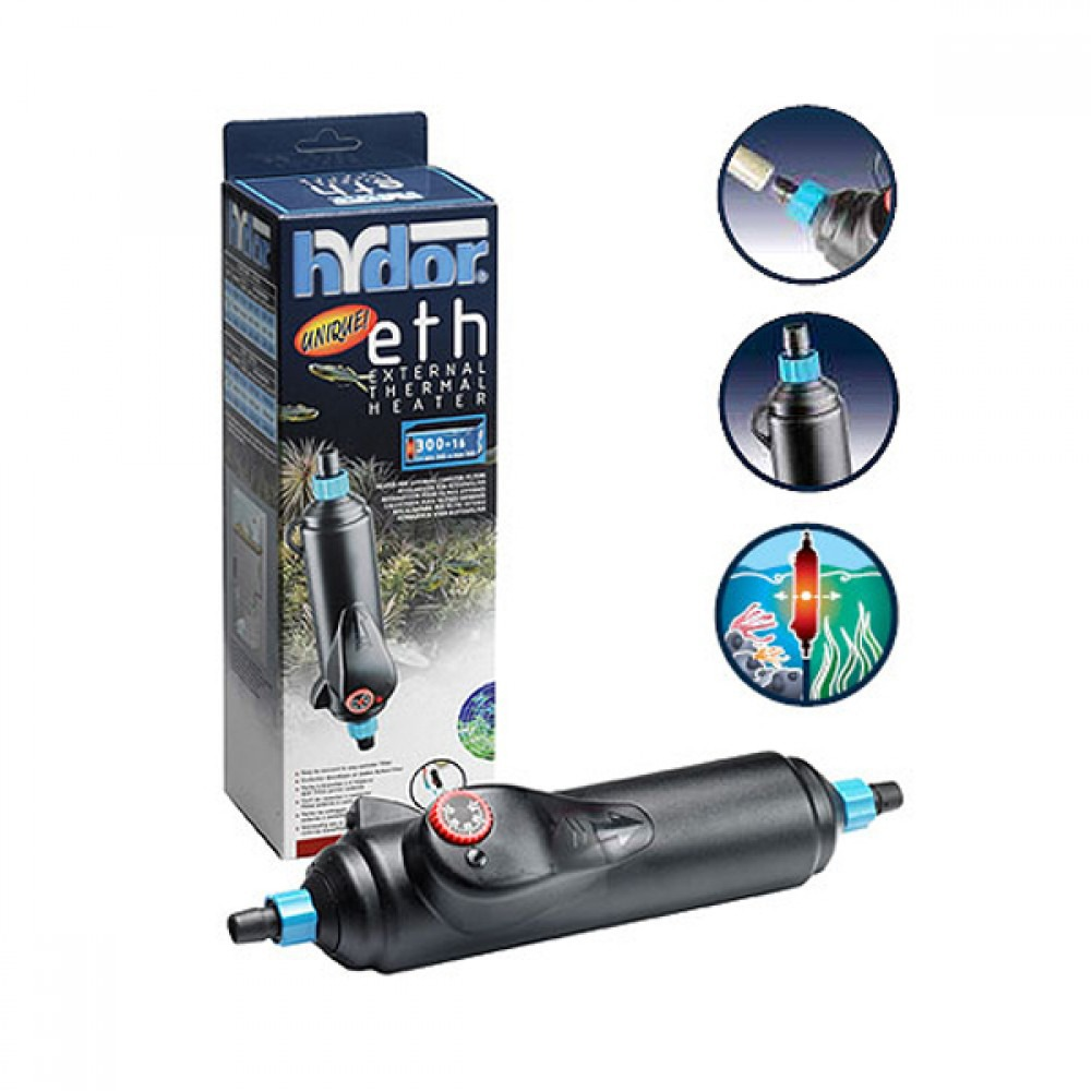 Hydor heater ETH 300 EU - 16 MM