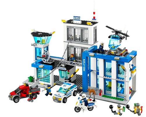 LEGO Police Station V29 60047 LEGO konstruktors