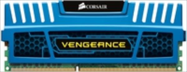 DDR3 Corsair Vengeance Blue 8GB (2x4GB) 1600MHz CL9 1.5V operatīvā atmiņa