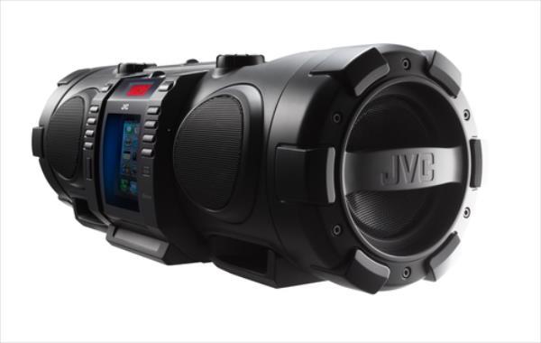 JVC RV-NB75 Boombox magnetola