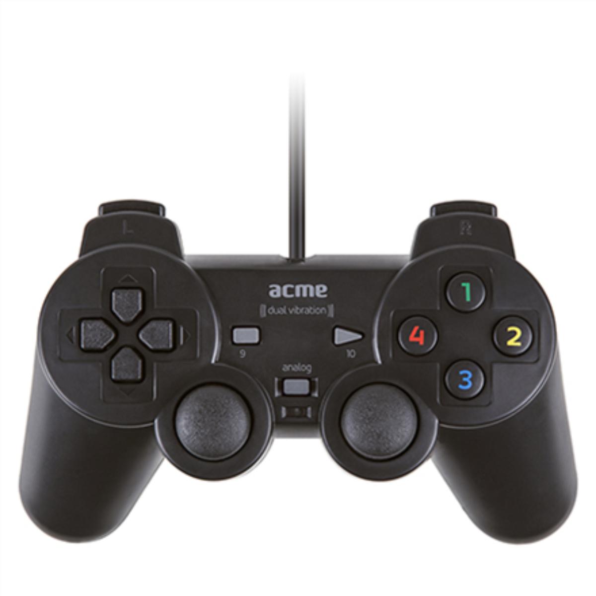 ACME GA07 Duplex gamepad spēļu konsoles gampad