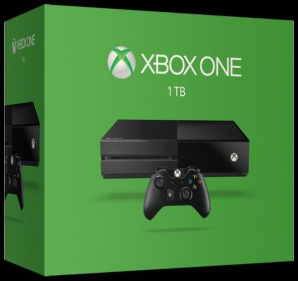 Microsoft Xbox One 1TB spēļu konsole