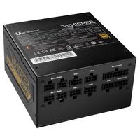 BitFenix Whisper M 80 Plus Gold Netzteil, modular - 750 Watt Barošanas bloks, PSU