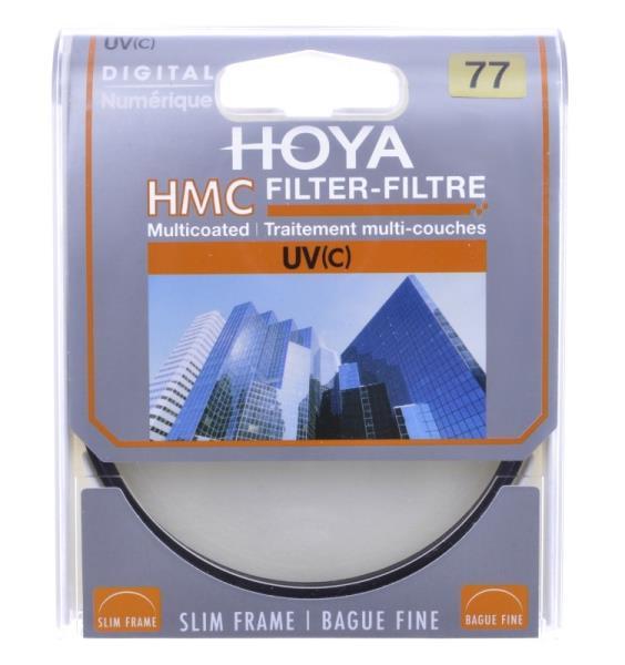 HOYA UV (C) HMC   77 MM UV Filtrs