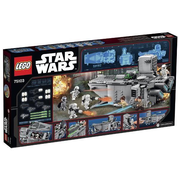 LEGO First Order Transporter  75103 LEGO konstruktors