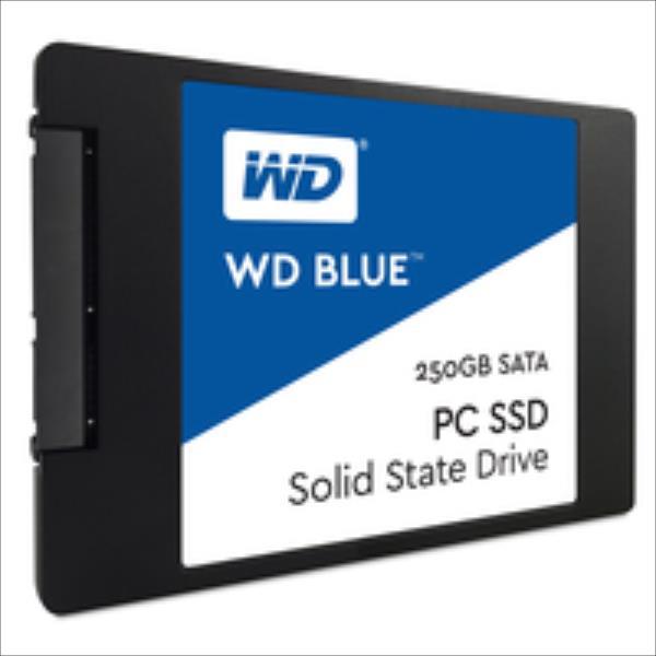 WD Blue SSD 250GB 2,5Inch SATA III SSD disks