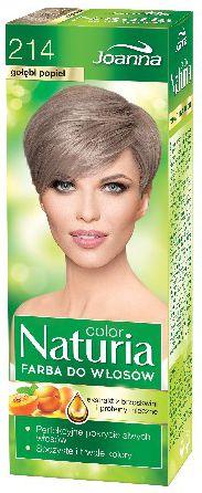 Joanna Naturia Color nr 214-golebi popiel  150 g