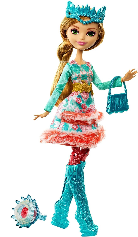 Mattel EVER AFTER HIGH Epic Winter Ashlynn Ella DKR64 bērnu rotaļlieta