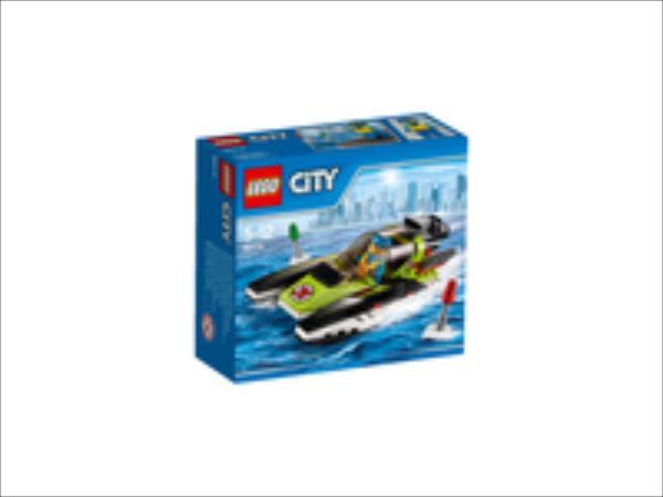 Lego City Race Boat 60114 LEGO konstruktors