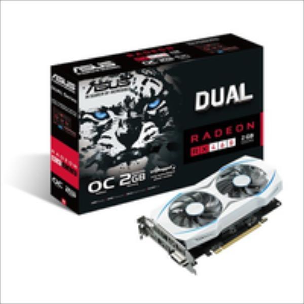 ASUS Radeon RX 460 video karte