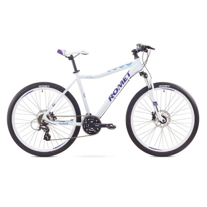 ROMET JOLENE 26 3 MTB 17-M R26 BALTS kalnu velosipēds MTB